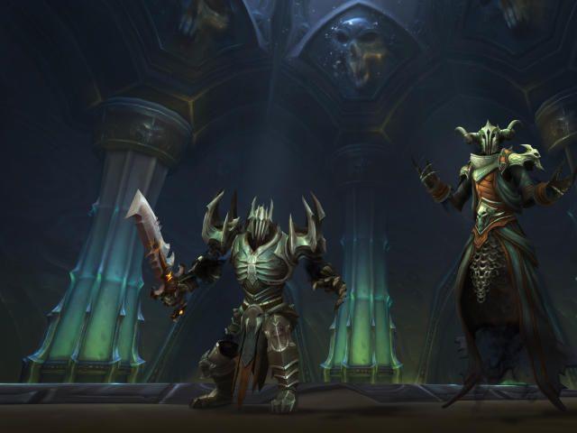 Worldofwarcraftshadowlands 2020games Games Worldofwarcraftgame Torghast In Wow Shadowlands In 2020 Wallpaper World Of Warcraft Game Wallpaper Backgrounds