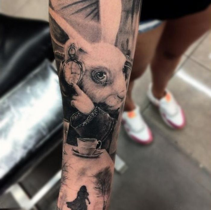 Incredibly Detailed Hyper-Realistic Tattoos By Drew Apicture
