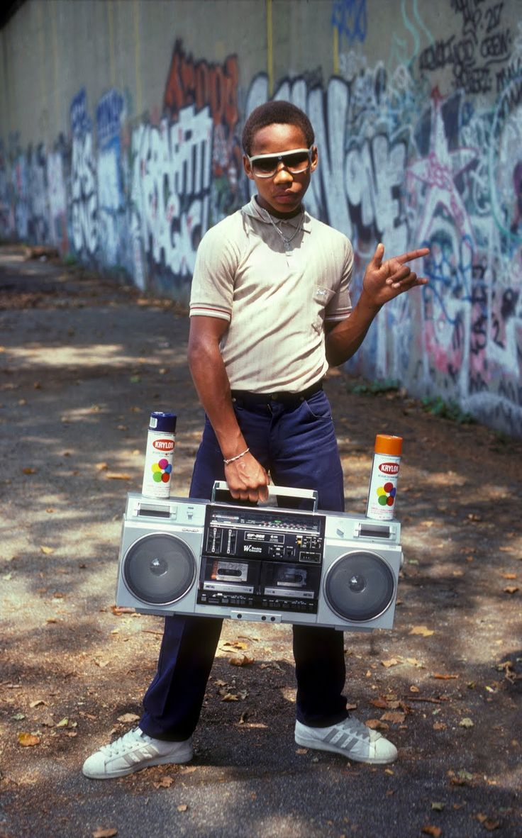 Crazy Legs - classic Martha Cooper photo from The Hip Hop Files