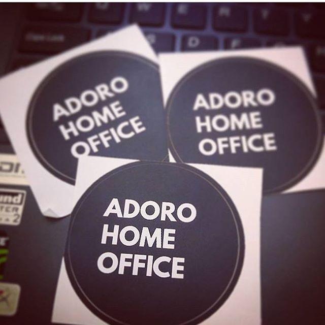 Adesivo Adoro Home Office