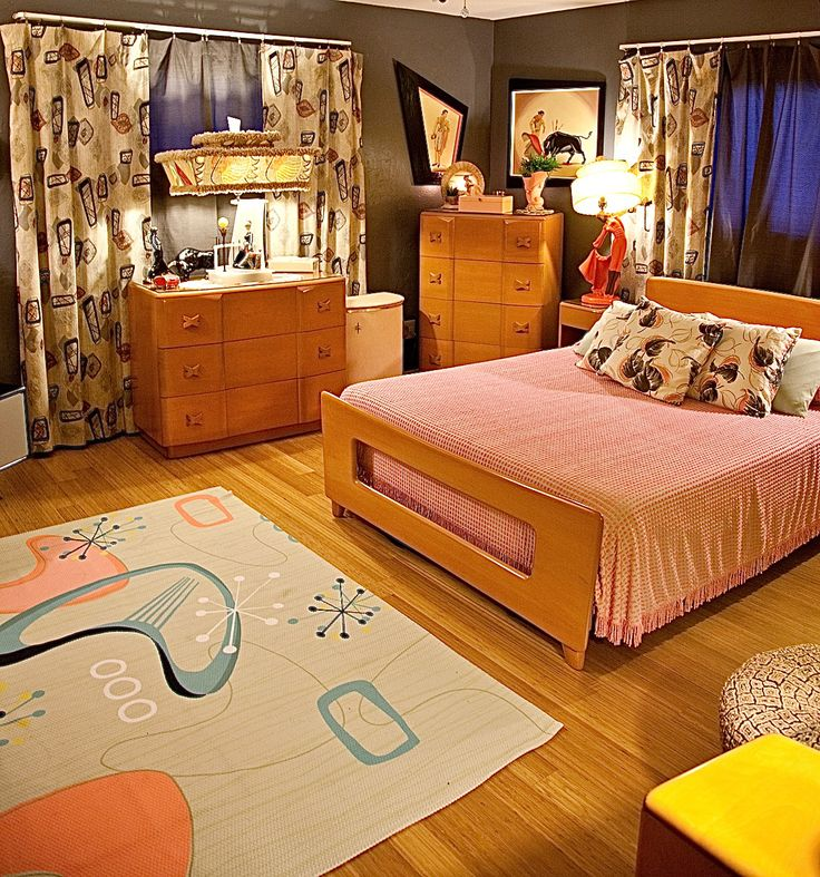 retro bedroom furniture 1000 ideas about 50s bedroom on retro 13066
