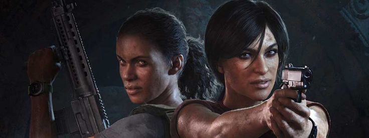 The unexpected pairings combat options and huge locales of Uncharted: The Lost Legacy #Uncharted #PS4 #Uncharted4 #TheLastOfUs #NathanDrake #PS4share #playstation #gaming #games