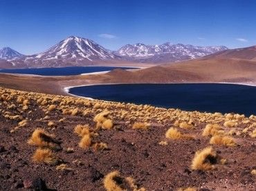 The National Parks of the Atacama Desert