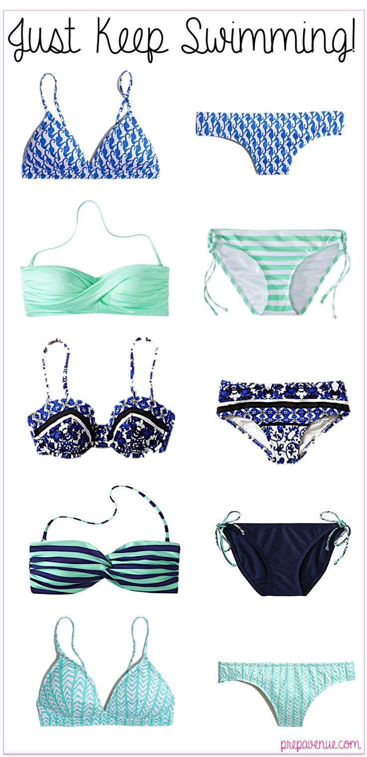 www.prepavenue.com cute swimsuit suggestions