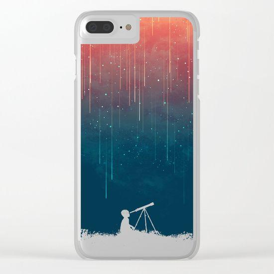 Meteor rain by Picomodi #space #illustration #case #iphone #shopping #art #astronomy