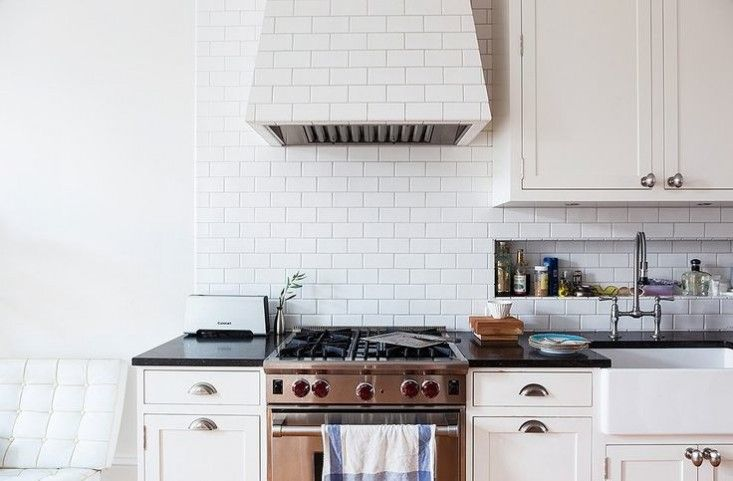 Julia Chaplin Kitchen in Brooklyn by Ensemble | Remodelista