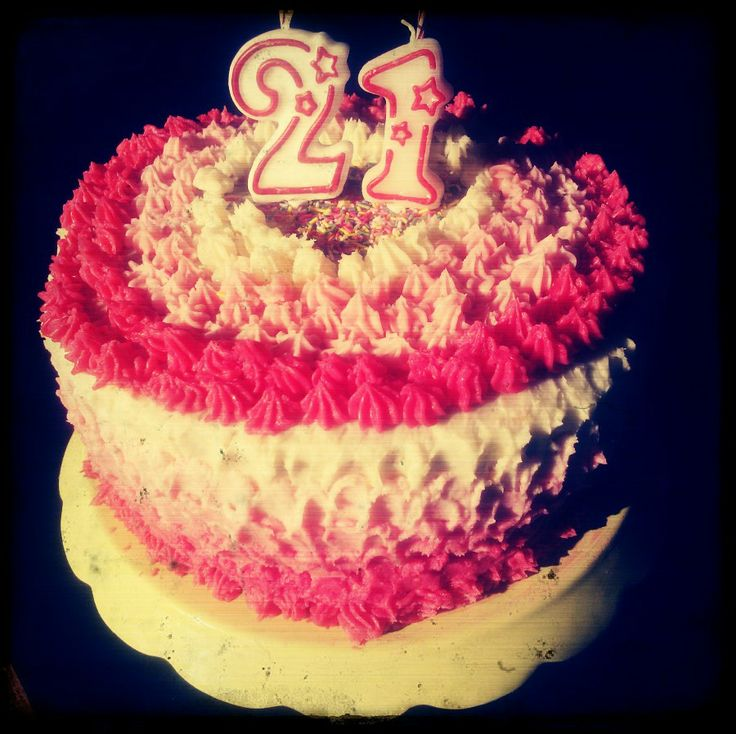 My b-day cake!!:)