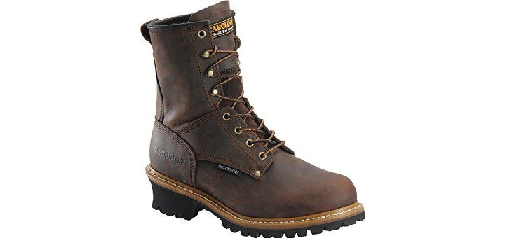 Carolina Work Boots for Men - http://comfortableworkboots.com/best-carolina-work-boots-for-men/