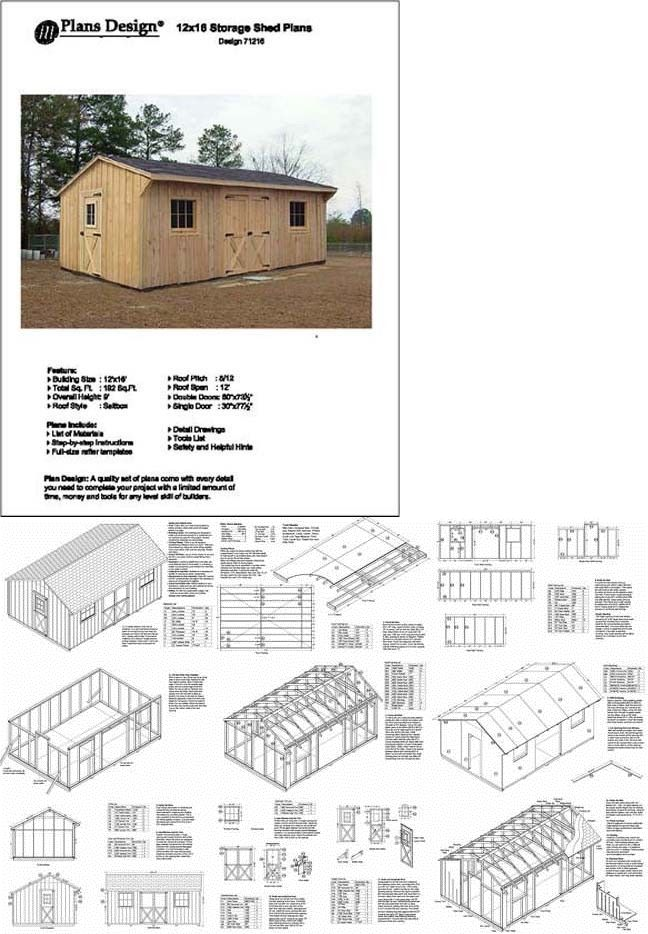 Pin On Building Plans And Blueprints 42130