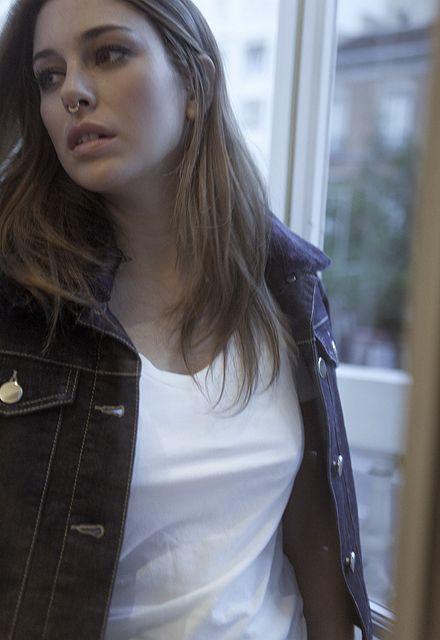 Camiseta de American Vintage y chaqueta de Claudie Pierlot