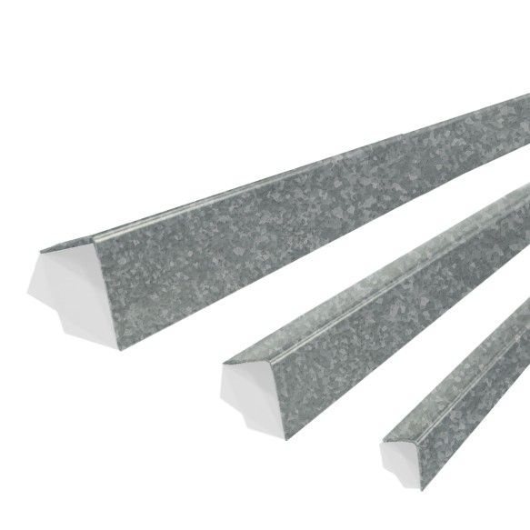 We offer protection for your corners which are thickest galvanized corner guard.  Secure your corners - http://bit.ly/2mNUEdC