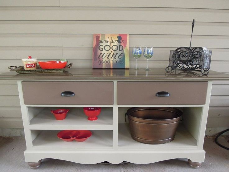 Why this husband & wife's dresser flip will make you rethink your patio