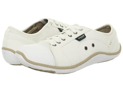 Dr. Scholl's Jamie White Washed Canvas