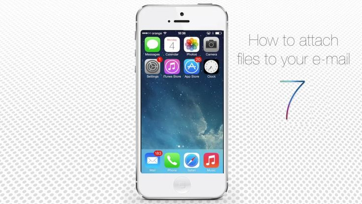 how to delete emails on iphone 7 on computer