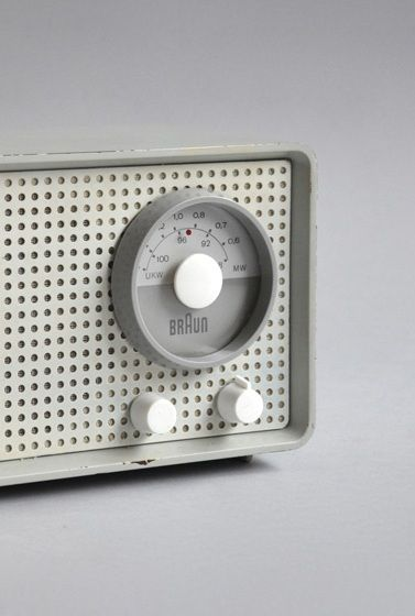 1955 SK1 Radio design by Fritz Eichler