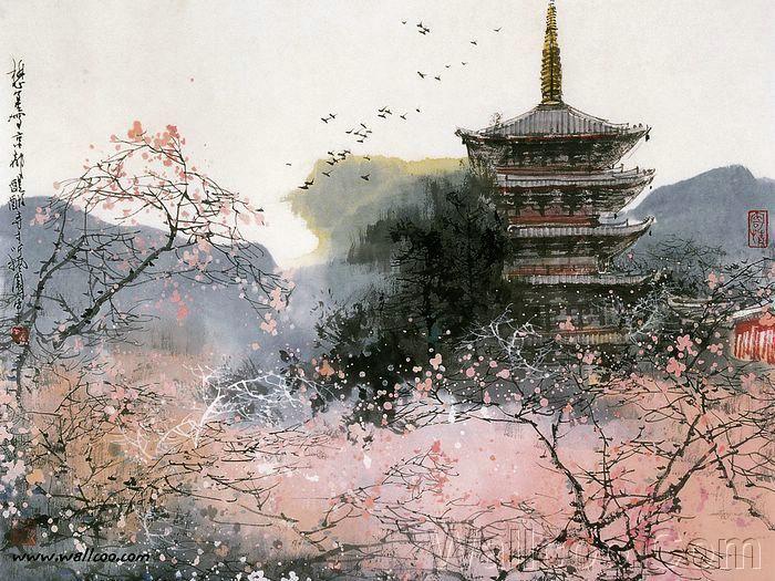 17 Best images about japanese brush art on Pinterest