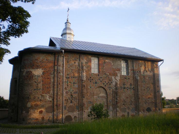 Борисоглебская Каложская церковь в Гродно.