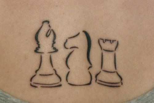 http://tattoomagz.com/awesome-chess-tattoos/simple-chess-tattoo/