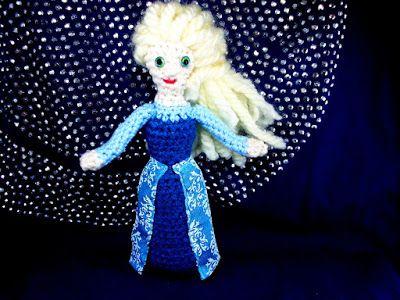 Catch in Sky DIY-Blog: Elsa - Die Eiskönigin
