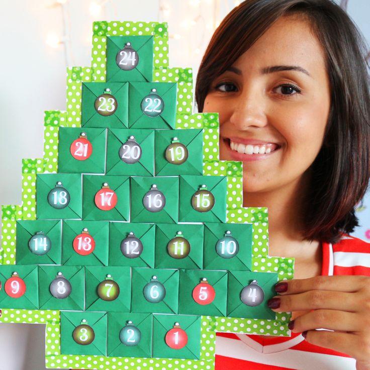 Contagem Regressiva para o Natal! – Calendário do Advento