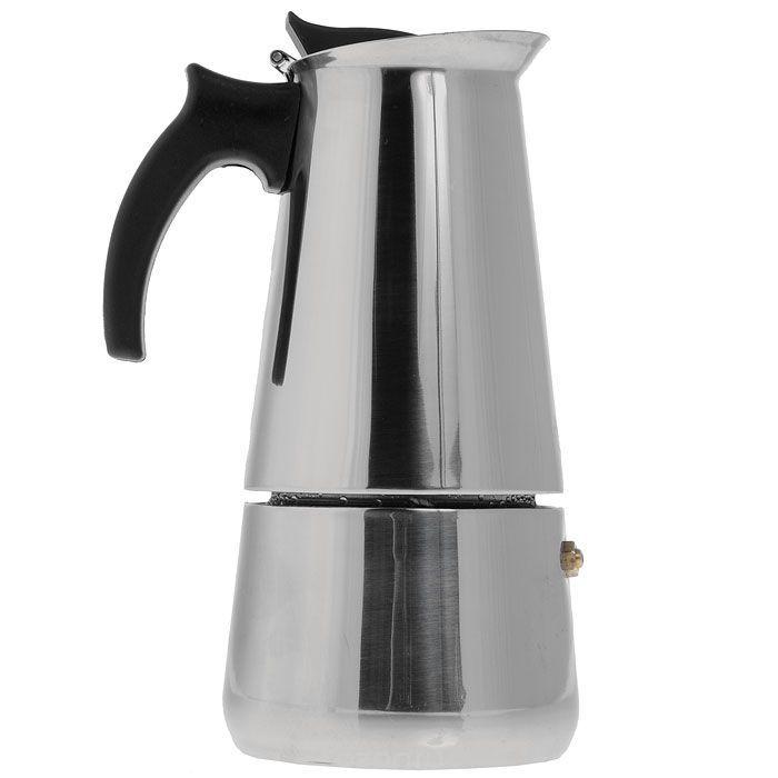Кофеварка эспрессо Arte & Fuoco Espresso Inox на 6 чашек 104164