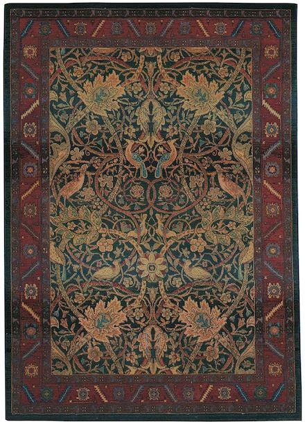 Oriental Weavers Navy Oriental Weavers Kharma 470 Rug