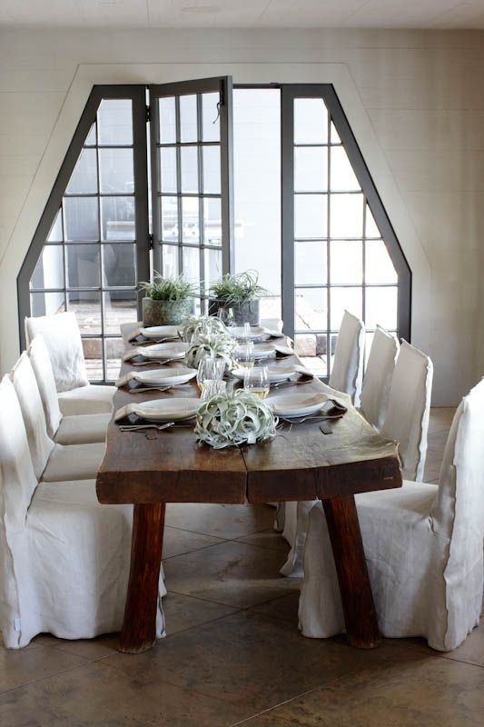 Dining Rooms House Tours Woods Tables Lakes House Window Kitchens