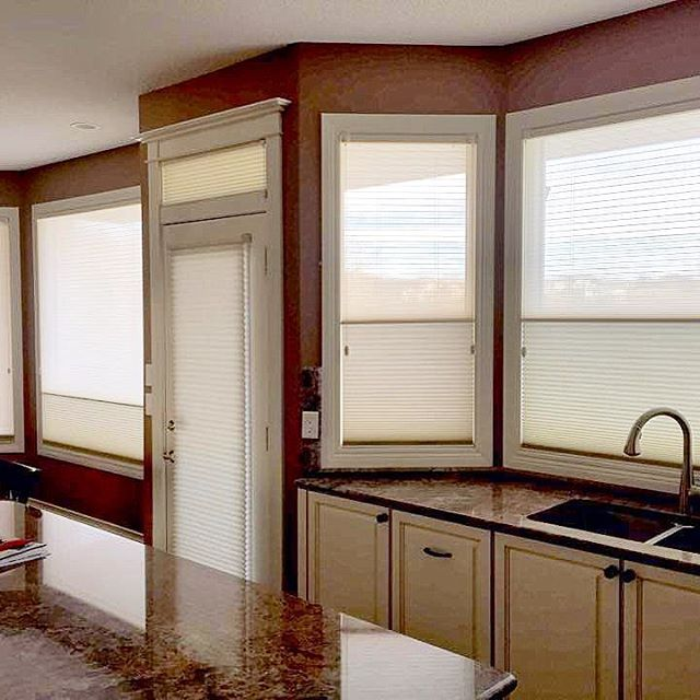 Hunter Douglas Duette Cellular Shade Is A Por Window Covering For Blackout Blinds Our And Honeycomb Shades In Calgary