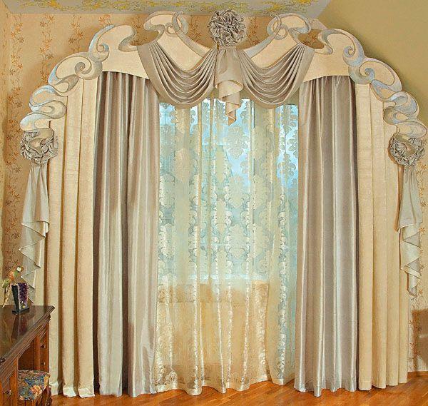 Luxury Window Parda Design Images