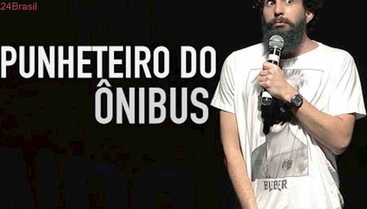 MURILO COUTO - PUNHETEIRO DO ONIBUS - Stand up Comedy