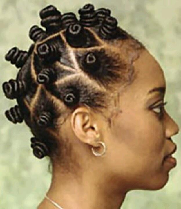 bantu knots natural hair diva pinterest. Black Bedroom Furniture Sets. Home Design Ideas