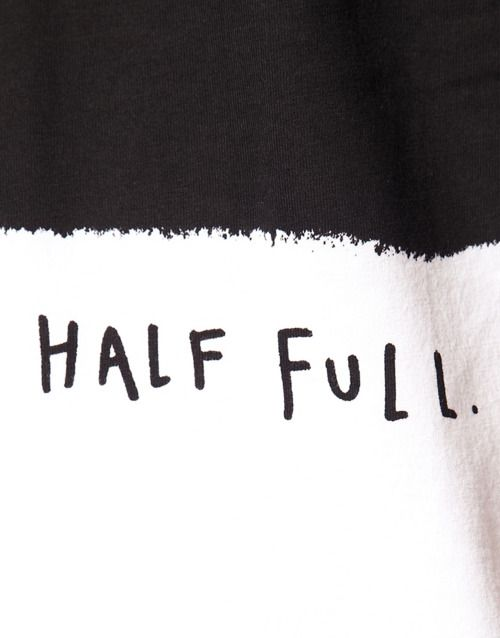 half.  More inspiration on: https://www.facebook.com/VivaLaVidaLifestyle #inspiration #life #quote