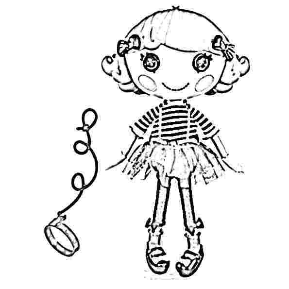coloring pages of lalaloopsy dolls coloring pages for adults