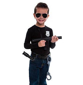 Police Dress-Up Accessory Kit