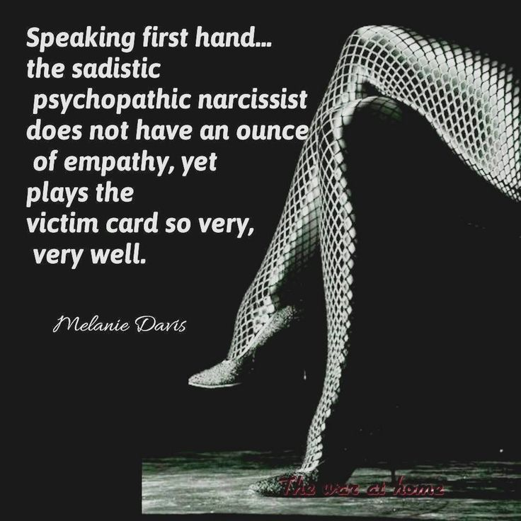 4611 best images about Narcissist/Narcissistic Abuse on ... Sadisdic Narcissists