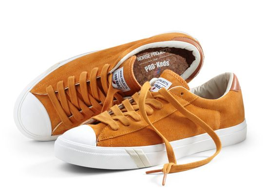 pro keds x norse projects clothing