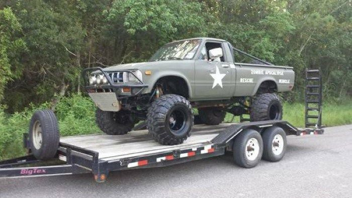 Image result for lifted toyota hilux