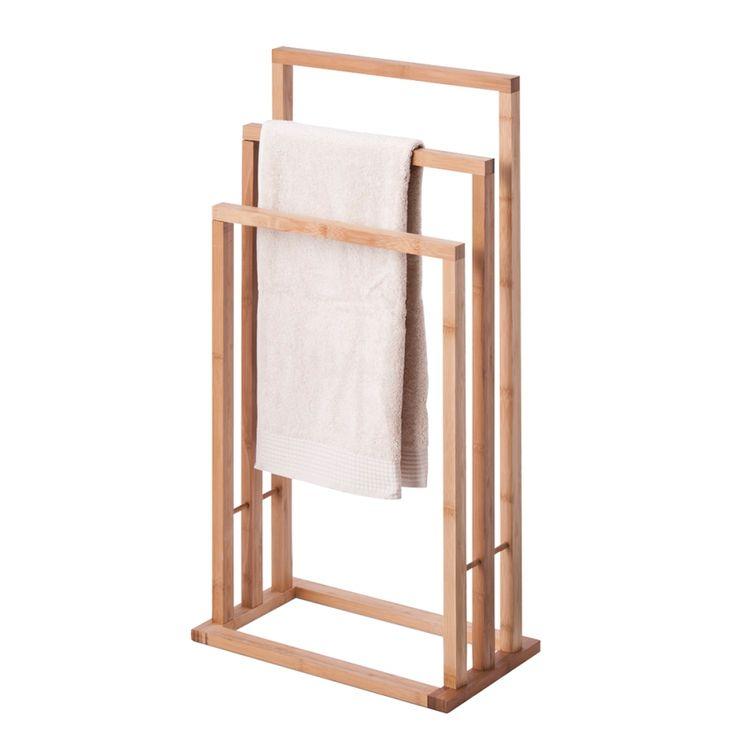 Handtuchständer Plano - Bambus