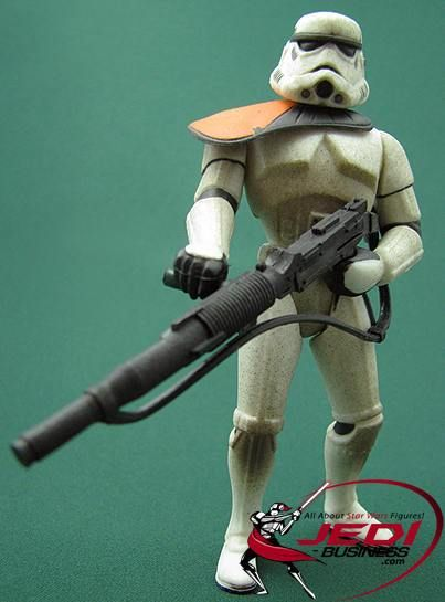 "Sandtrooper Loose Complete Star Wars Action Figure 3.75"" 1996"