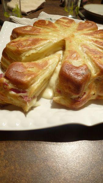 1000 id 233 es sur le th 232 me raclette sur fondue chinoise recette tartiflette et tartiflette