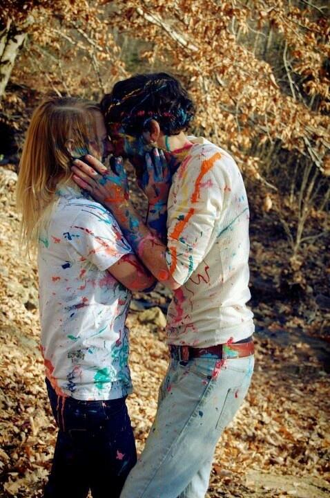 74 best paint splatter photo shoot images on pinterest for Paint photo shoot ideas