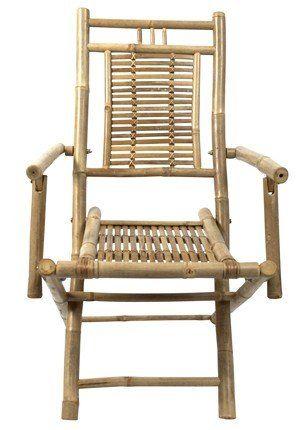 Gartenstuhle Metall Test Konzept   Die Besten 25 Bambus Stuhle Ideen Auf Pinterest Tropisches