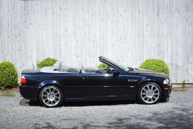 Cool BMW 2017: 2002 BMW M3 CONVERTIBLE 6-SPEED MANUAL 2002 BMW M3 CONVERTIBLE 6-SPEED MANUAL 27569 Miles CARBON BLACK Convertible I6 3