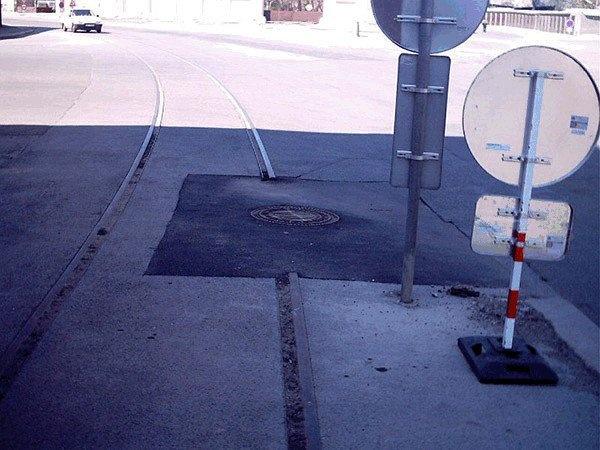 tram? already no