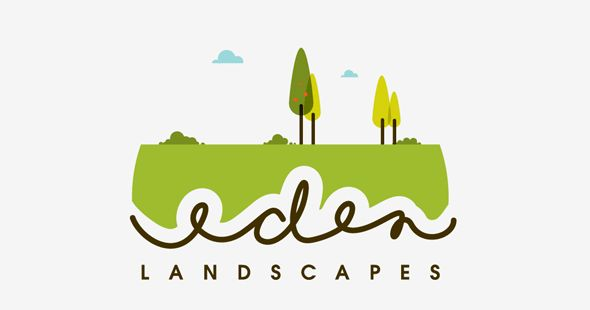 Creative #Logo Design Ideas For #Landscaping Companies – Think Design | Spinning Design Ideas