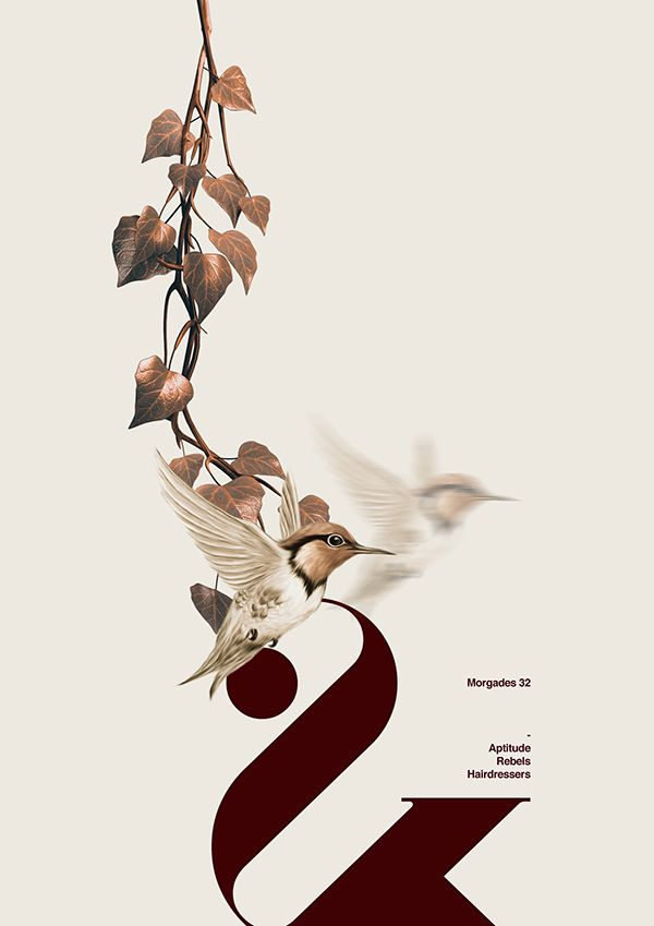 Poster by Xavier Esclusa / M32 Collection on Behance