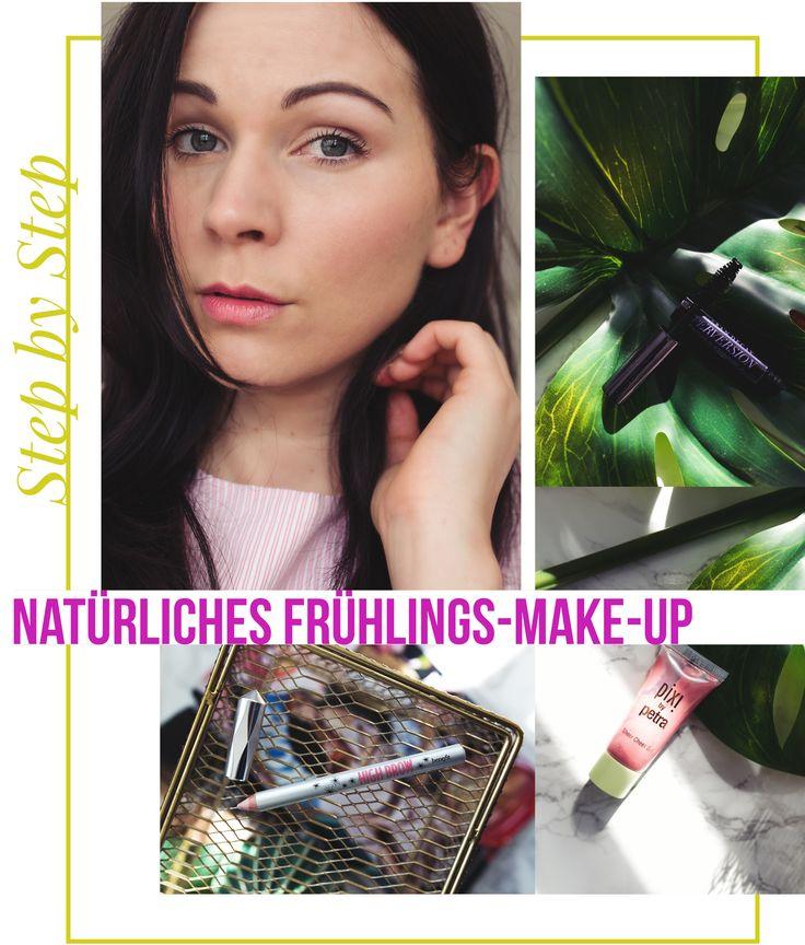 Step by Step zum natürlichen Frühlings-Make-up: Jessy von Kleidermaedchen zeig wie es geht!  ------  Kleidermaedchen Modeblog, Magazin, erfurt, thueringen, berlin, leipzig, fashionblog, kleidermaedchen.de, Influencer Marketing und Kommunikation, Beauty, Beautyblog, Beauty Magazin, Let's Talk Beauty, Bloggerserie, Urban Decay, Pixi, L.O.V., benefit, Astor Lip Butter, Naturliches Frühlings-Make-up