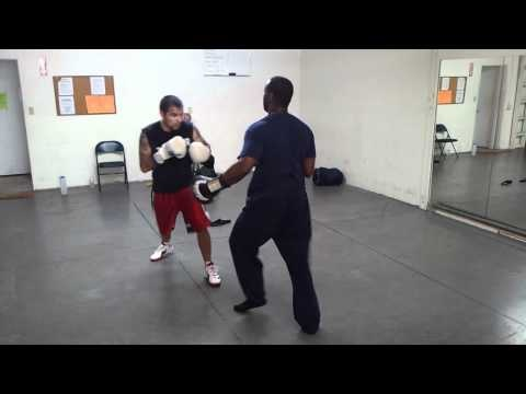 OC Boxing & MMA Academy.   #Challenging