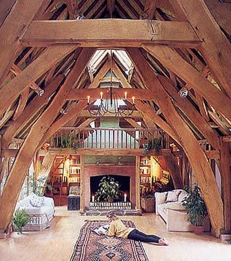18 best cruck frames images on pinterest timber frames for Cruck frame house plans