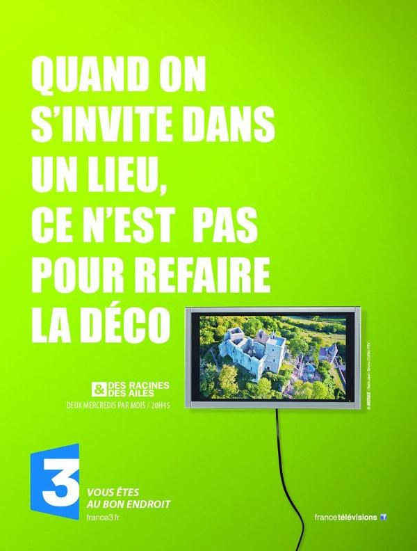 France 3 et l'agence Australie taclent la télé en 7 accroches - Poke #Damido